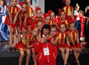 Маленькие волжанки стали звездами соревнований по чирлидингу в Сочи