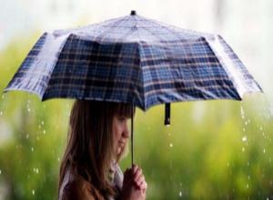 Свинцовые тучи и дождь ожидают волжан в эти весенние выходные