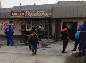 Эксперты установили причину пожара в «Кебаб-Хаусе» в Волжском