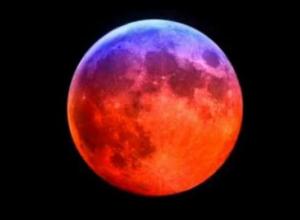 Самое долгое кровавое лунное затмение увидят волжане