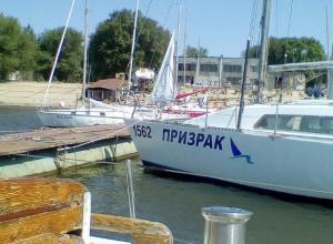 Яхтсмены Волжского борются за «Кубок Нижней Волги-2018»