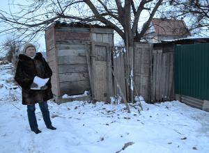 Власти хотят сделать из улицы Манхэттен, снеся наши дома, - жители Зеленого в Волжском