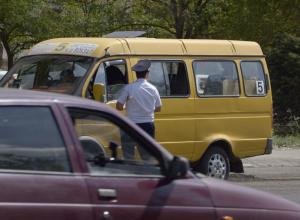 Очередной перевозчик из списка запрещенных попался инспекторам Волжского