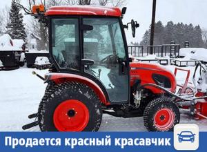 Мощный трактор Kioti CK3510 CH ищет хозяина в Волжском