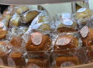 Пироги с сомнительным фаршем пекли в магазине «Хлебница» в Волжском
