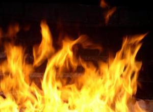 33-летний мужчина погиб в результате пожара под Волжским