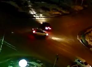 Шумахер влетел в легковушку на сложном перекрестке в Волжском