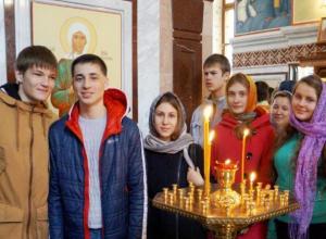 В Волжском организуют слет православной молодежи