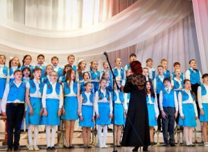 Воспитанники музыкальной школы Волжского подготовили отчетный концерт