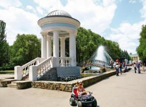 Выходные в Волжском: дворовые игры, велопробег и концерт