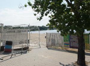 Пляж на Зеленом наконец-то стал бесплатным