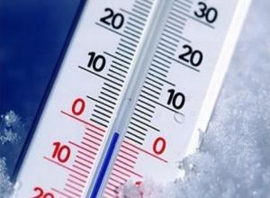 Небольшой мороз и облачностью пообещали в Международный день социального педагога в Волжском