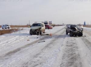 Родные водителя просят откликнуться очевидцев жуткой аварии, произошедшей под Волжским