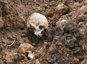 Черепа сгоревшего народа: Волжский расположен на пепелище поселения