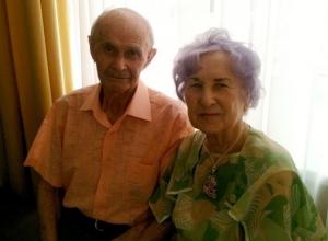 Чтобы прожить 70 лет вместе, надо любить и танцевать, - волжане Валентин и Майя Шевченко