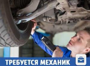 Для ремонта погрузчиков требуется механик в Волжском