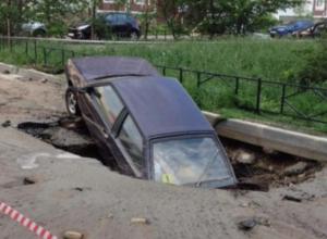 За искалеченное авто мэрия заплатит волжанину 150 тысяч рублей