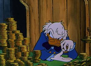 «Скруджами Макдаками» оказались больше половины волжан, откладывая деньги на «черный» день