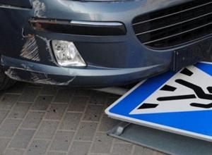 Автомобилист наехал на пешехода на «зебре» в Волжском
