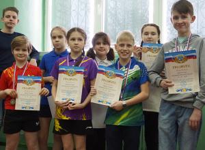 Ученики волжской школы № 34 получили Кубок мэра