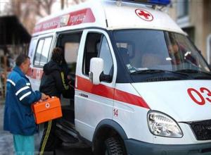 Жертва гонщика попал в больницу после столкновения в Волжском