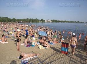 На благоустройство городского пляжа выделили 1,5 миллиона рублей