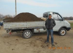 Уличные торговцы незаконно торговали песком и удобрениями