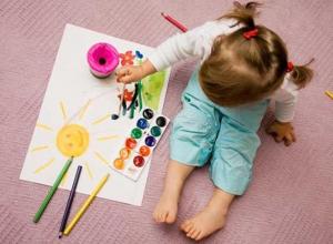 В Волжском объявлен конкурс детских рисунков