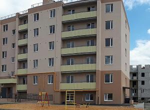 Первый дом жилого комплекса «Династия» в Волжском сдали в эксплуатацию