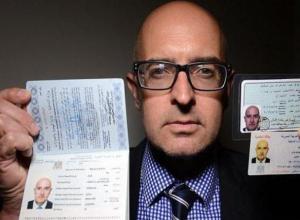 Умелец из Волжского сделал поддельную печать в паспорте иностранцу