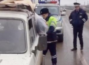 Рыболовы-вредители попались сотрудникам ДПС под Волжским