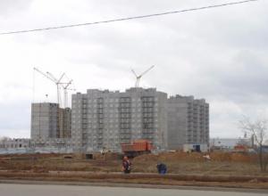 Жители нового 28 микрорайона Волжского: дома есть, а транспорта нет
