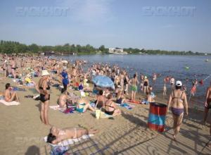 Прокуратура потребовала, чтобы мэрия Волжского вмешалась в ситуацию с платным пляжем на Зеленом