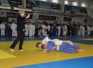 Турнир памяти Виталия Щукина собрал более 400 дзюдоистов в Волжском