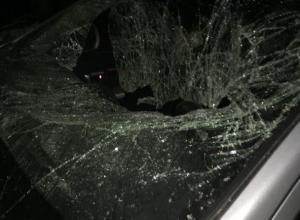 Черти разбили ночью стекла автомобилей, - волжанин