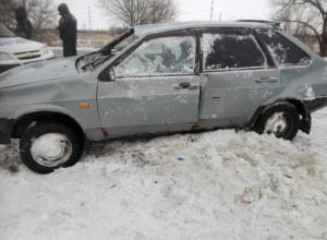 Волжане чудом выжили, несколько раз перевернувшись на авто