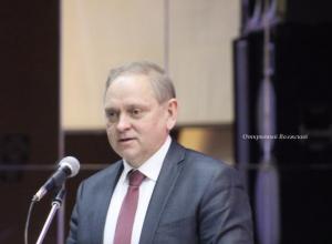 Мэр Волжского Игорь Воронин отчитается перед жителями города