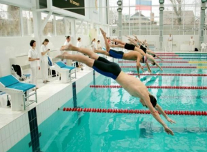 Волжские пловцы заняли 6 первых мест областных соревнований