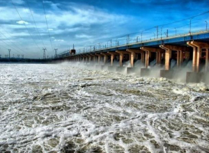 На Волжской ГЭС установили новые режимы сброса воды