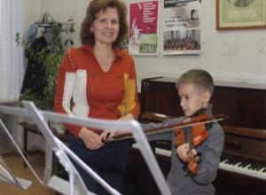 Научный эксперимент провели в Волжской детской музыкальной школе