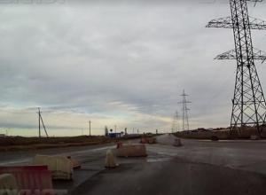 Волжане раскритиковали дорожную развязку с нового моста через Ахтубу