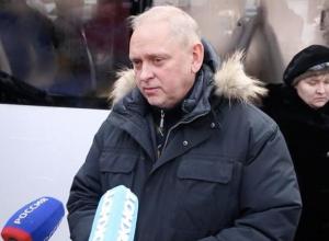 Игорь Воронин пообещал обеспечить временным жильем пострадавших от взрыва волжан