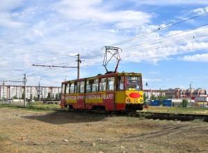 Городская автоколонна «рассказала» откуда в Волжском взялось 108 трамвайных остановок