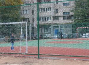 Елена Исинбаева построит еще одну спортплощадку в Волжском