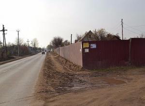 65-летнего мужчину сбила легковушка на острове Зеленый в Волжском