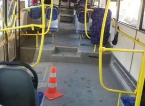 Водитель автобуса уронил свою пассажирку в Волжском