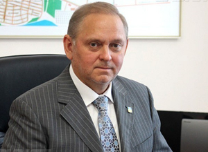 Мэр Волжского Игорь Воронин хочет занять депутатское кресло