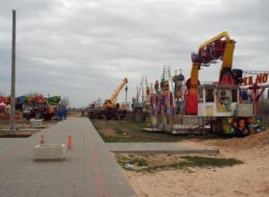 Тротуары парка «Волжский» обустроят за 4 миллиона