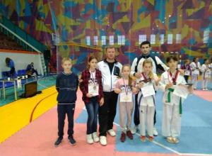 Волжане взяли серебро на всероссийских соревнованиях