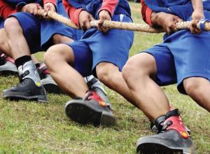 Волжанам предлагают принять участие в спортивных играх в ФОКе «Авангард»